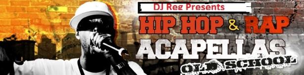 Acapellas | dj Reggie Reg 1